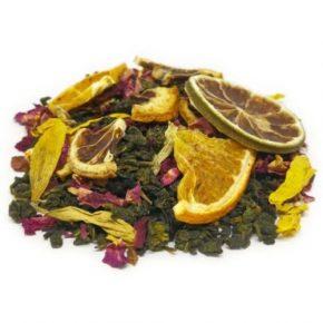 Зленый чай Каприз
