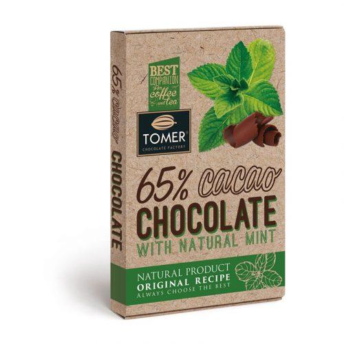 Шоколад горький Томер