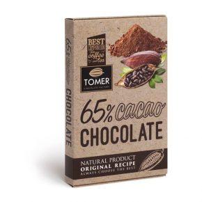 Горький шоколад без ГМО