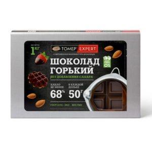 Горький Шоколад Томер 1000 гр