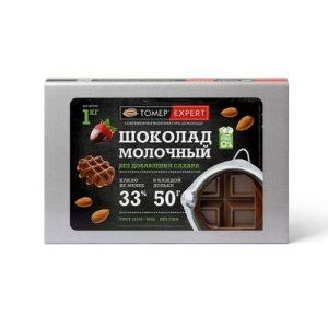 Шоколад Томер молочный