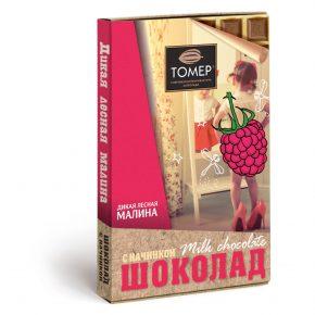 Молочный шоколад Томер 33%