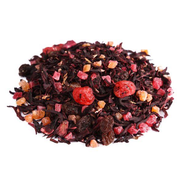 """Ароматизированный чайный напиток """"Вишневый сад"""""""