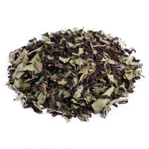 Чай - Черный с мятой
