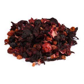 """Ароматизированный чайный напиток """"Огненная вишня"""""""