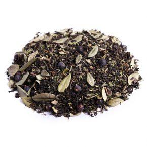 Черный чай - Душевный
