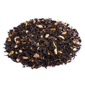 Черный чай эко - С имбирем