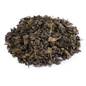 """Китайский зеленый чай """"Ганпаудер (Порох) крупный"""""""