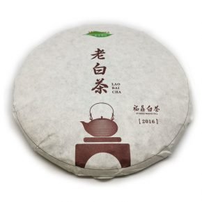 Лао Бай Ча (Cостаренный белый чай из Фудина)