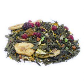 """Ароматизированный зеленый чай """"Магия вкуса"""""""