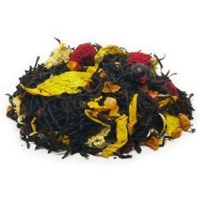 """Ароматизированный черный чай """"Секрет Гейши"""""""
