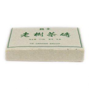 "Китайский чай ""Шен Пуэр Иньхао, кирпич 250 гр., фабрика Куньмин Гуи"""
