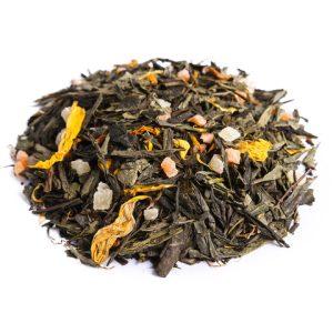 """Ароматизированный зеленый чай """"Гармония вкуса"""""""