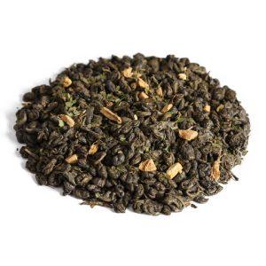 Зеленый чай - Имбирная свежесть