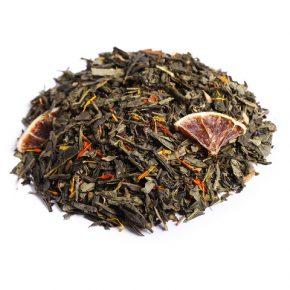 """Ароматизированный зеленый чай """"Леди Грэй"""""""