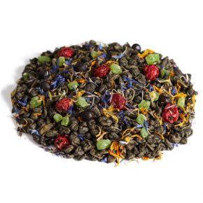 Зеленый чай - Сила Тайги
