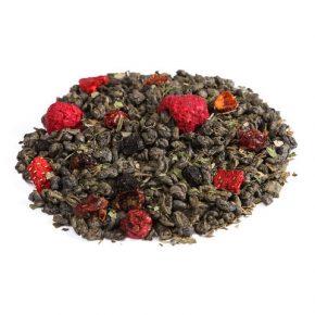 Зеленый чай - Страна ягод