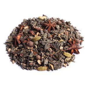 """Ароматизированный зеленый чай """"Восточная пряность"""""""