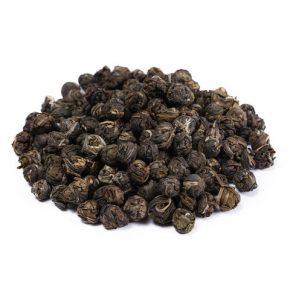 """Ароматизированный китайский зеленый чай """"Земляничная жемчужина"""""""