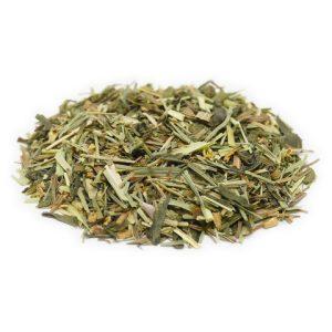 """Ароматизированный зеленый чай """"Зеленый с имбирём и мёдом"""""""