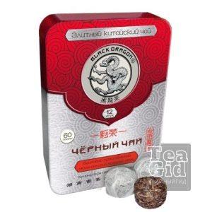 Юньнаньский красный чай в ж/б