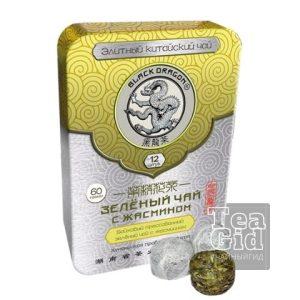 Зелёный чай с ЖАСМИНОМ