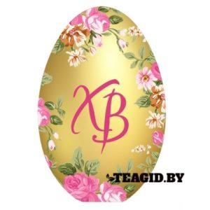 Чай подарочный XB золотое яйцо
