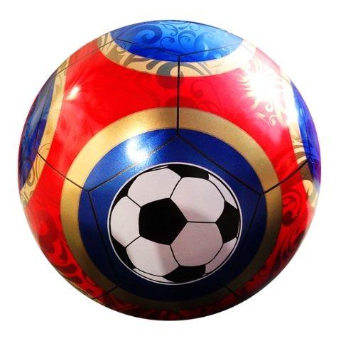 Футбольный мяч (триколор)
