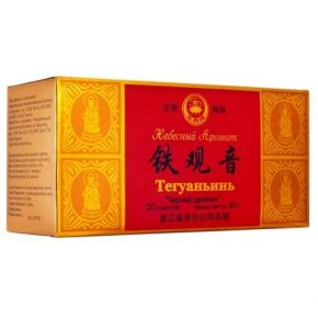 Тегуаньинь – Небесный Аромат™ (20 пакетов)