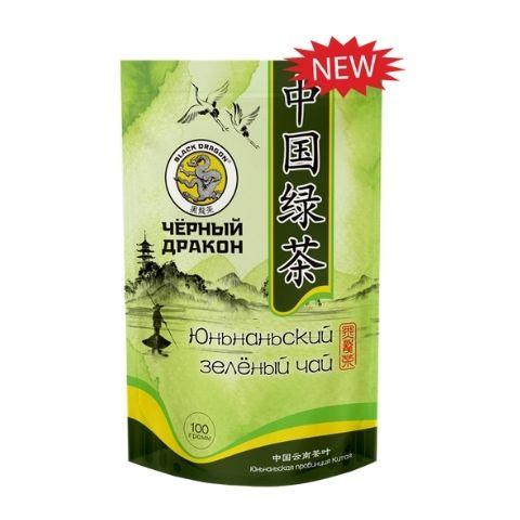 Юньнаньский зелёный чай