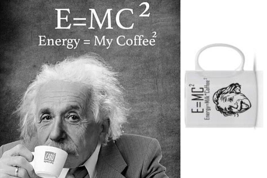 Эйнштейн Е=СМ2