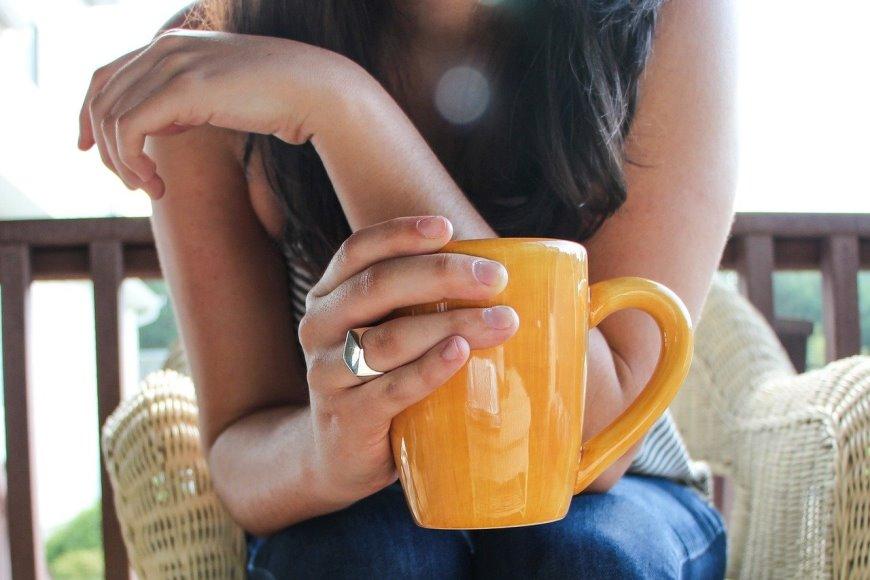 Любимый утренний кофе