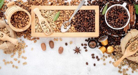 От куда кофе в Европе