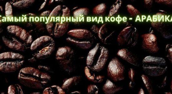 кофе - арабика