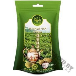 Зелёный чай с КИВИ